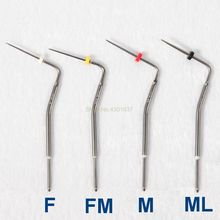 Dental Percha Gutta Pen Tip Heated Plugger Needle For Endodontic Root Obturation Endo System