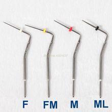 Tandheelkundige Percha Gutta Pen Tip Verwarmde Plugger Naald Voor Endodontische Wortel Obturation Endo System