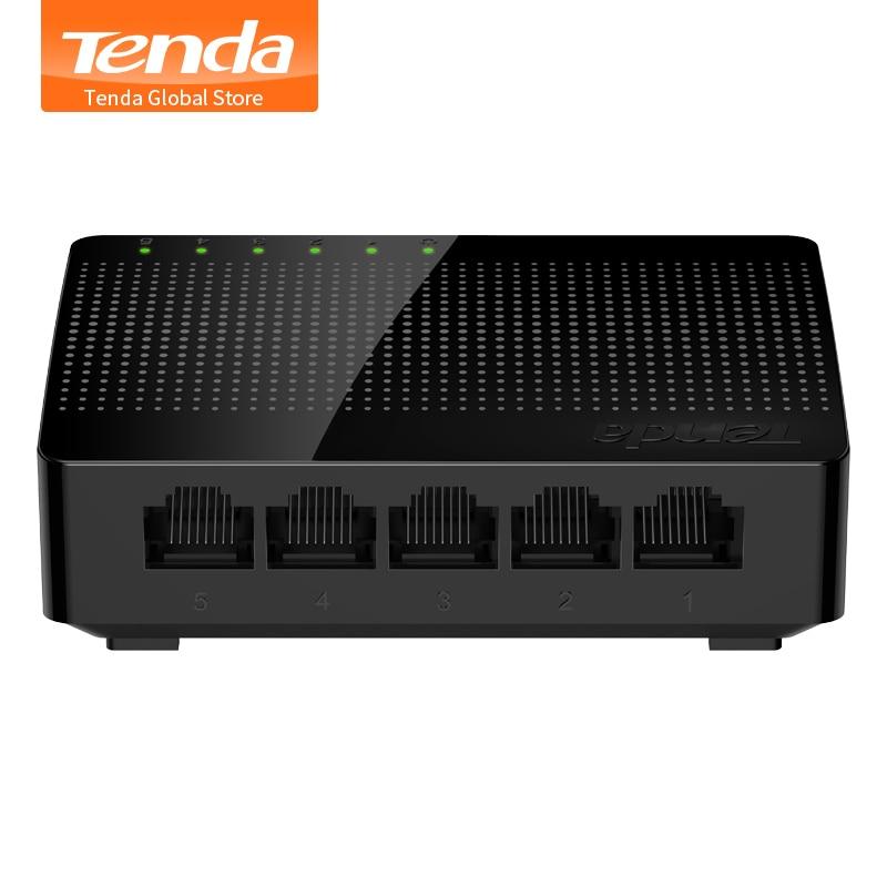 Tenda SG105 5-Port Desktop Gigabit Switch Ethernet Network Switch LAN Hub