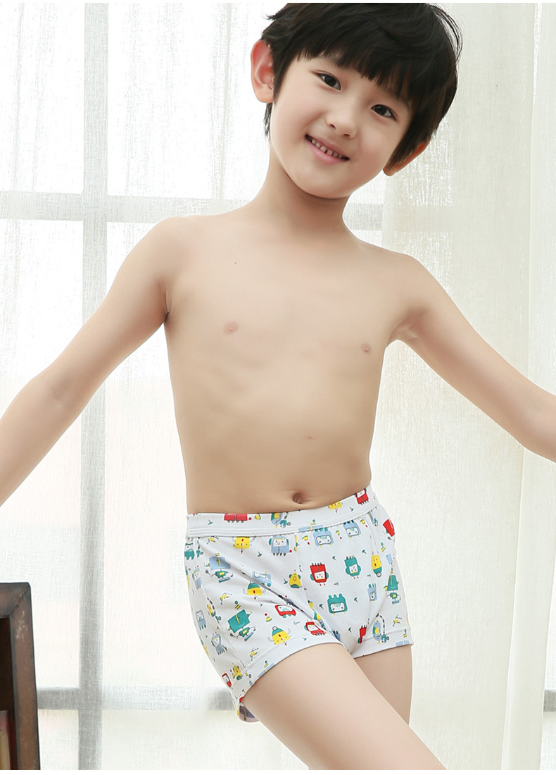 Aliexpress.com : Buy CAIQIAO Brand New Cotton Kids Underwear ...