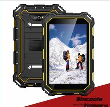 4G LTE 2GB 16GB android 5.1 production line management NFC rugged tablet