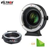 Viltrox EF M2 адаптер вспомогательного редуктора автофокусом 0.71x для объектива с байонетным креплением Canon EF к EOSM камеры M6 M3 M5 M10 M100 M50