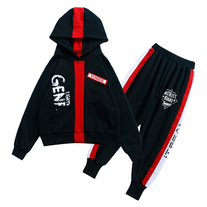 New Spring Autumn Baby Boys Clothing Set Children Boys Tracksuits Kids Brand Sport Suits Kids Long Sleeve Shirt pants 2pcs Set in Clothing Sets from Mother Kids
