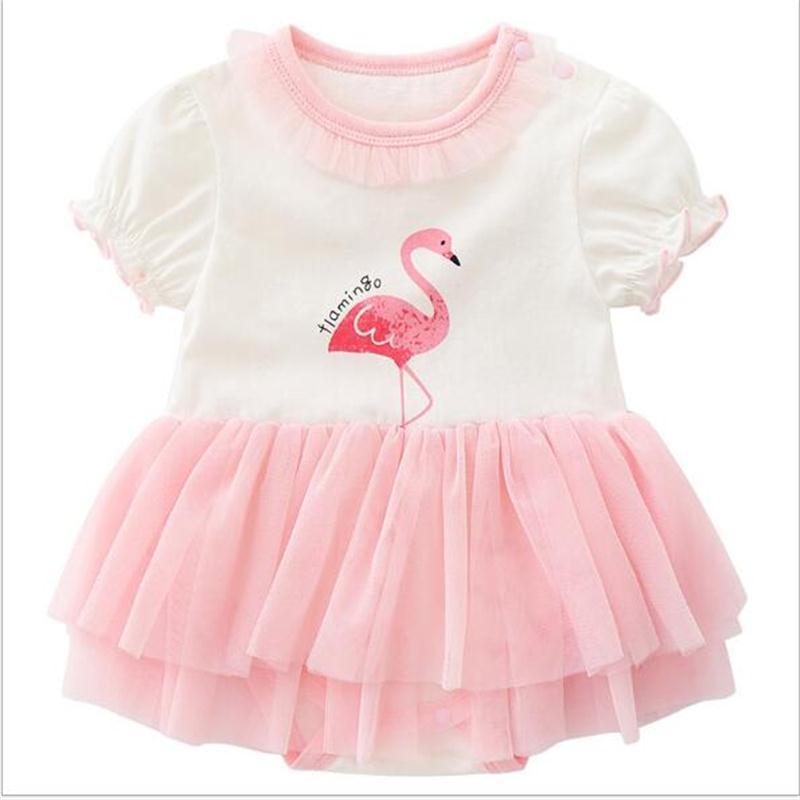 2cfad6f78765 newborn baby girl clothes dresses 2018 Baby Girls Dress New Summer ...