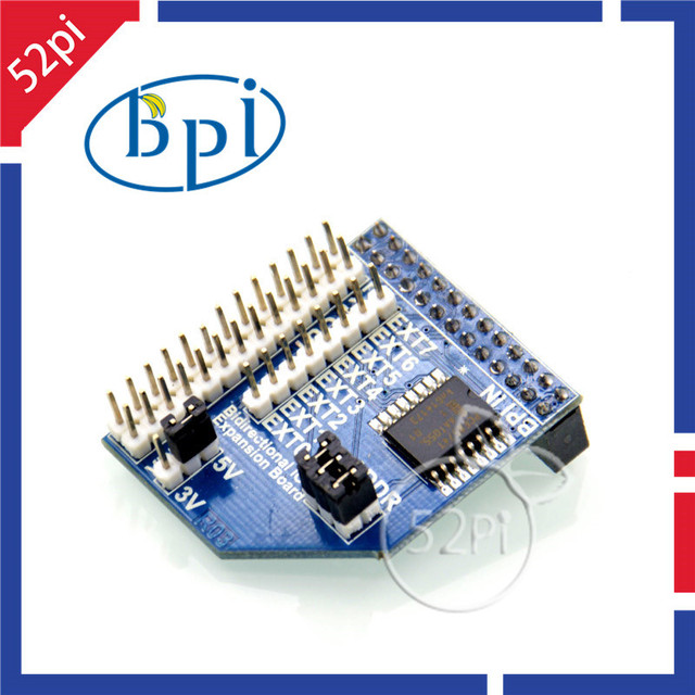 I2C GPIO Expansion Board