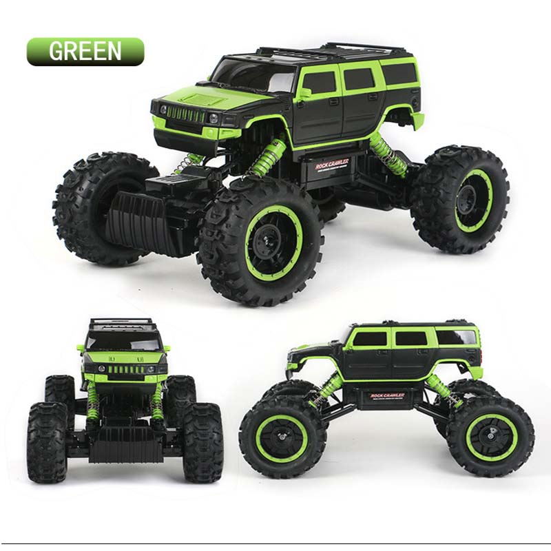 1/12 scale Electric Rc Rock Crawlers 4x4 remote control toys rc car 4WD Off road driving car w/ 2 motors drive radio control RTR