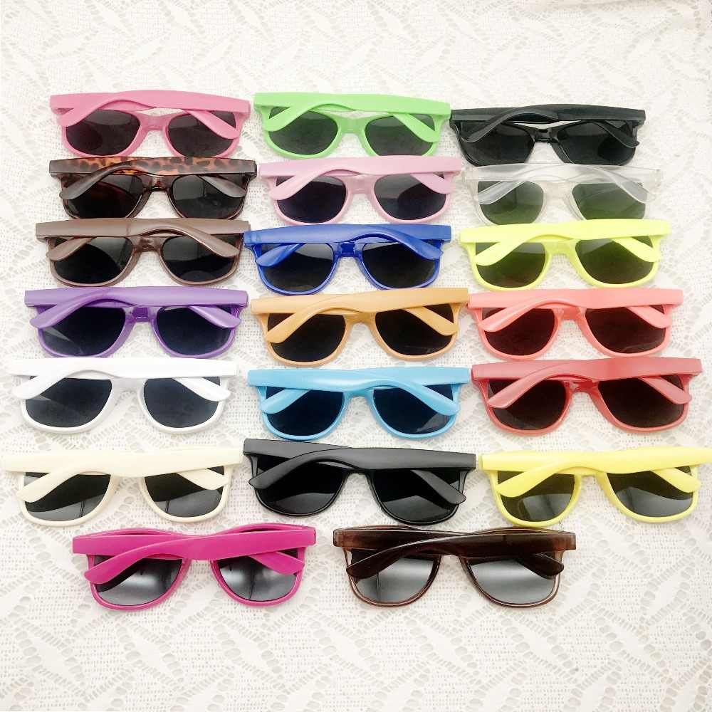 24d74f75e5605 ... 60 Pack Neon 80 s Style Party Toy Sunglasses Wedding Party Favors and  Gifts Fantastic Party Pack ...