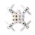 CX-10W Wifi Mini RC Quadcopter FPV Cheerson 4CH 6-Axis Gyro Cámara 0.3MP RC195-RC197