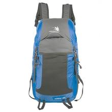 Ultralight Waterproof Nylon Outdoors Folding Backpacks Camping Bag Climbing Rucksack Storage Sports Travel Bag Schoolbags FK0710