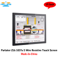Partaker Elite Z16 19 Inch Industrial Computer All In One With CPU Intel Celeron 1037u