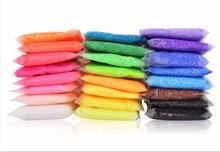 hiinst warna lumpur salju lendir floam lunak, menghilangkan stres anak-anak snowflake lumpur untuk melepaskan mainan tanah liat aug24