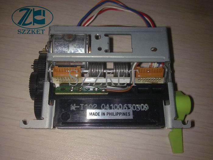 Миниатюрный тепловой печатающей головки M T102, торговое оборудование печатающей головки принт аксессуары M T102