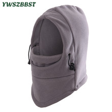 Thick Double layer Autumn Winter Hat for Boys Girls Women Men Beanies Cap Plus Velvet Warm Hooded Riding Windproof Unisex