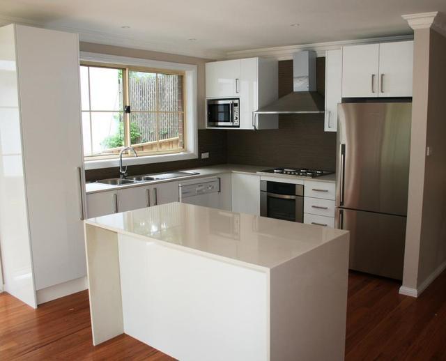 Kecil Perabot Dapur Desain 2 M