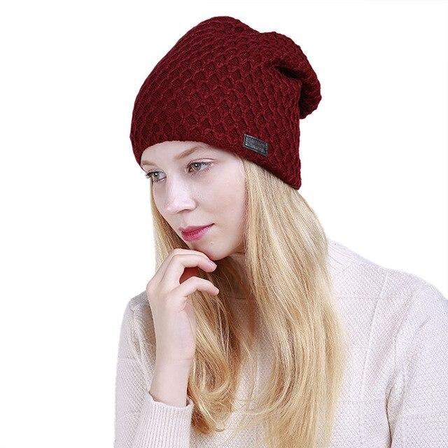 c139e409c Aliexpress.com   Buy Liva Girl Women Winter Hat Fashion Crochet Knit ...