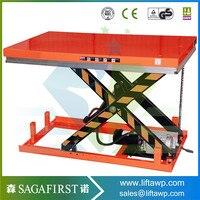 Электрический подъемный ножничный подъемный стол