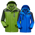 Мужчины женщины Мода softshell куртка теплая куртка водонепроницаемая Пальто ветровка руно windstopper теплый