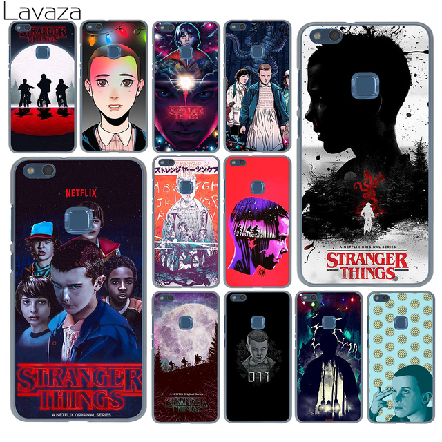 Lavaza Stranger Things Tv Series Cover Case For Huawei P20 Pro P10