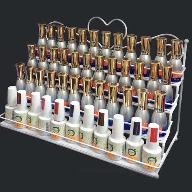 Aliexpress.com : Buy Nail Polish Organizer Shelf Cosmetic