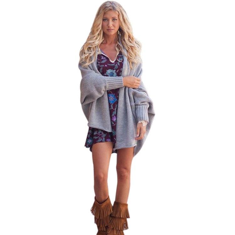 Style Black Tricots grey Chauve Automne khaki 184 Chandail Cardigan Américain D'hiver Européen Femmes pink De green Chaud 2018 souris Et Manches blue QrWCeBdxo
