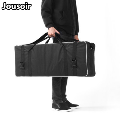 Photo Studio Equipment 90x20x35cm Large Carrying Case with Strap for Tripod, Light Stand, BAG CD50 colourful sheet folding music stand metal tripod stand holder with soft case with carrying bag free shipping wholesales