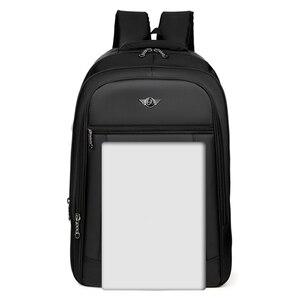 Image 5 - Fashion Men Backpack Oxford Shoulder Bag Super Large Capacity Backpacks For Male High Quality Men Laptop Casual Travel Bag