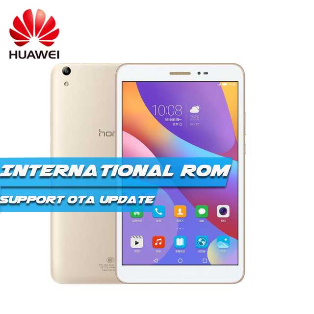 "Международный ROM 8.0 ""Huawei Honor 2 LTE/WiFi 3 ГБ RAM 32 Г ROM Android 6.0 Tablet PC Окта Ядро Snapdragon 616 8.0MP GPS"