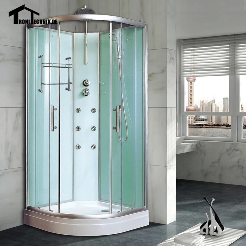 900mm non enceinte box salle de bain cabine de douche a vapeur cabine d angle cabine de douche de luxe salle de douche en verre livraison shippingtm54