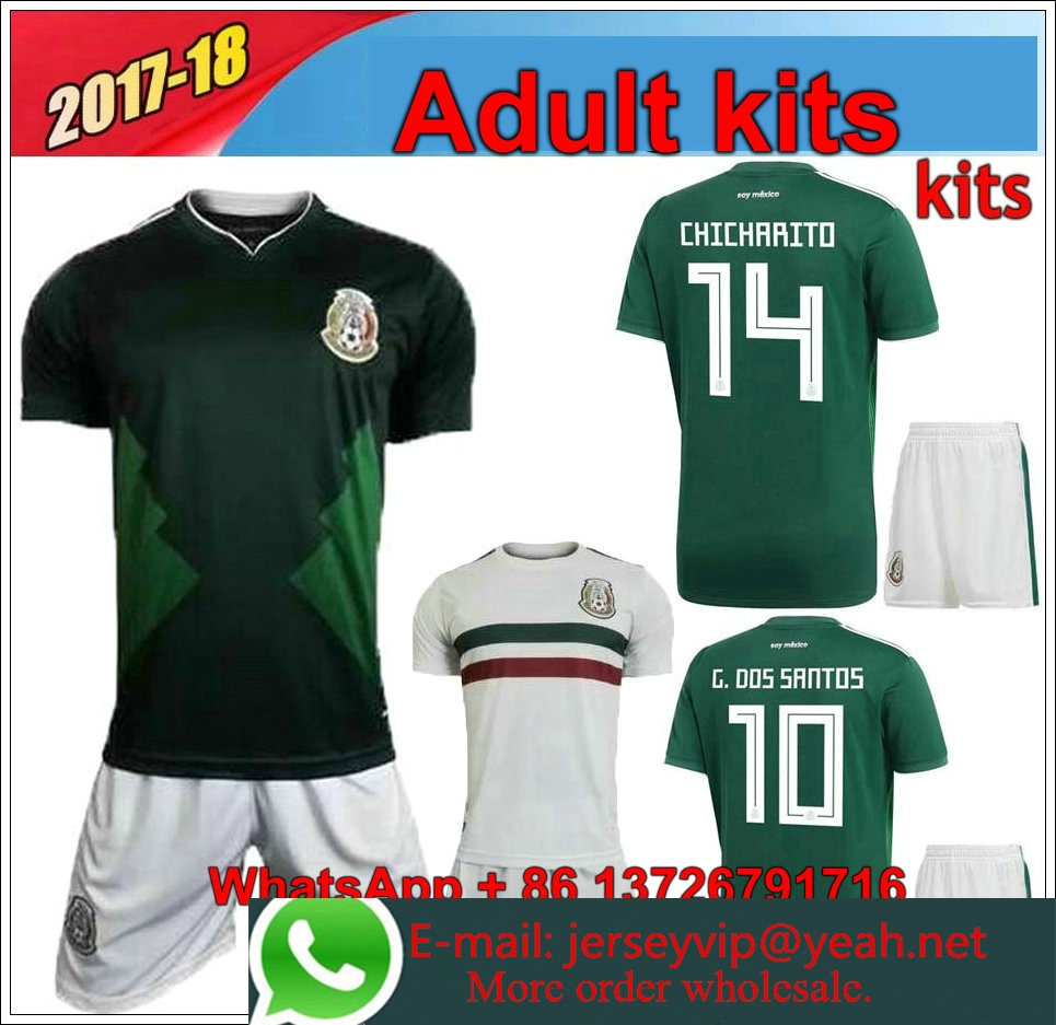 separation shoes 10843 a4953 Mexico National Soccer Team Shirt