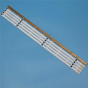 Image 3 - Bande de rétro éclairage LED 9 lampes pour Samsung UE32F6270SS UE32F6330AK UE32F6800SB UE32F6670SB UE32F6510SS Kit de barres