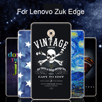 For lenovo ZUK Edge case,Purecolor Cute Cartoon painted Soft TPU shell back cover case for lenovo zukEdge