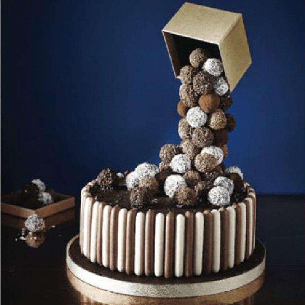 Gâteau Support Structure cadre anti-gravité gâteau verser décoratif gâteau Support anniversaire mariage fête bricolage gâteau outil