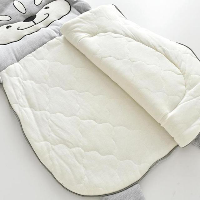 5 colors Soft Cotton Thick Blanket Winter Baby Sleeping Bag