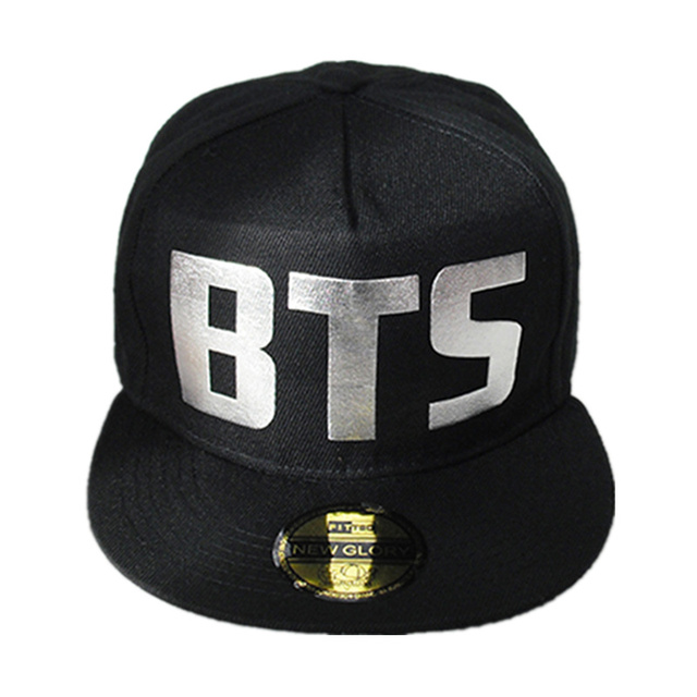 2017 new wholesale k-pop kpop Bulletproof Boy Scouts BTS Bangtan Boys album  Summer and Autumn Women hat Men Baseball caps c6a4cfc8939