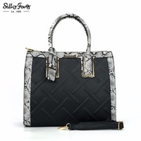 Sally Young International Brand Designer Diamond Lattice Fashion Women Bags Classic Zipper Hasp Lady Handbags 5
