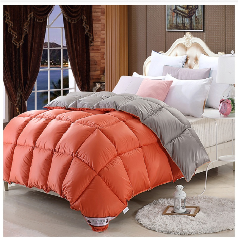 New Fashion High Quality Filler/Filling Queen Size Cotton Thickening And Warming Comforter Winter Quilt