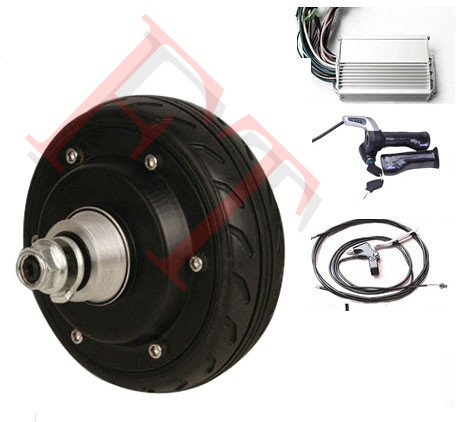 5 250W 48V electric wheel hub motor ,electric scooter motor kit , electric skateboard conversion kit 200w 48v electric wheel hub motor for scooter electric skateboard longboard motor electric scooter kit