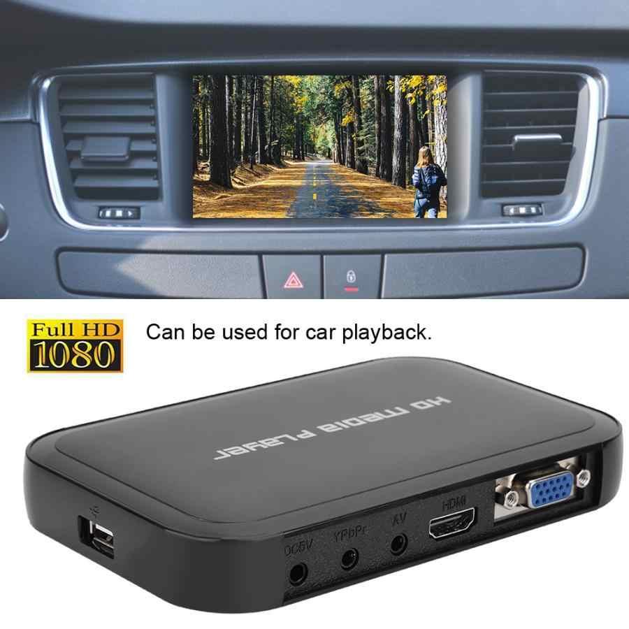 1080 P البسيطة HDMI مشغل وسائط متعددة M3 HD شبكة الفيديو قرص صلب لاعب 100-240 V جديد