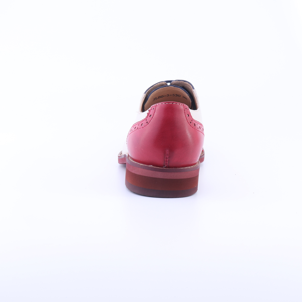 Oxford Tallas blue Zapatos Planos Sapatos De Grandes 35 Sapatilhas 2018 Mujer Brogue Yellow Spring Femeninos New brown 42 Yinzo PwqYTT