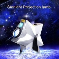 Звезды Сумерки лазерный свет Популярные Звезды Сумерки небо Новинка Ночник проектор лампы светодиодный лазерный свет затемнения мигающие