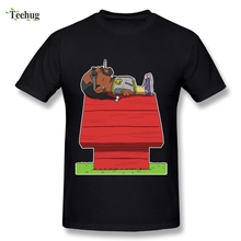 Summer Streetwear Boy Snoop Dogg T Shirt 2018 New Arrival O-neck Design Cotton Big Size T-Shirt