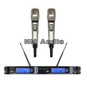 Новый высококачественный профессиональный ручной микрофон UHF SKM9000, профессиональный петличный микрофон с зажимом, гарнитура
