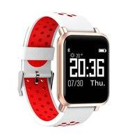 Sport Smart Watch Men Women Wristband Running Bluetooth Sleep Health Monitoring Multifunction Touch Smart Wrist Watches Clock
