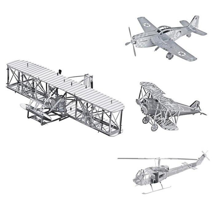 Оптовая доставка 3D головоломки игрушки Творческий сделай сам Искусства и ремесла головоломки образовательные игрушки S3MAY31