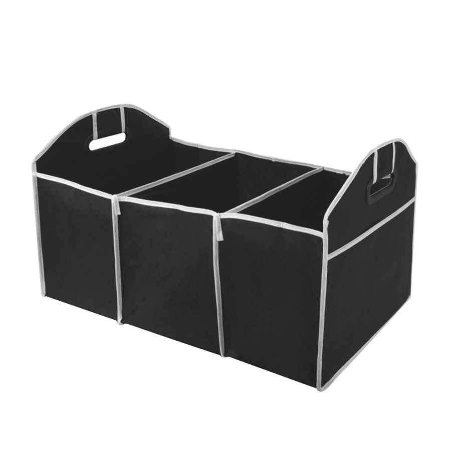 Car Organizer Boot Stuff Food Storage Bags trunk organiser Automobile Stowing Tidying Interior Accessories Folding Collapsible