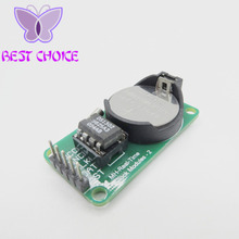 1PCS DS1302 Real Time Clock Module For Arduino UNO With CR2032 AVR ARM PIC SMD Without Battery 3.3V 5V(China)