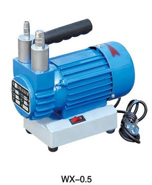 Linhai City Tan Vacuum WX-0.5 Oil Free Rotary Vane Vacuum Pump 0.5L/S  AC220V manka care 110v 220v ac 50l min 165w small electric piston vacuum pump silent pumps oil less oil free compressing pump