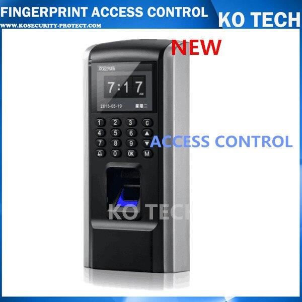 Free Shipping KO-KF8 Optical Fingerprint Access Control System with Software free shipping ko4500 optical fingerprint scanner