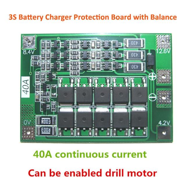 1 S/2 S/3 S/4 S/5 S Li-Ion Lithium Batterij 18650 Charger PCB BMS Bescherming Board Lipo Mobiele Module met Balancer