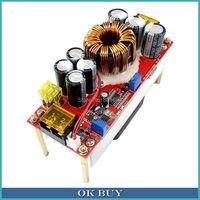 1500W 30A CC CV Boost Converter 10V 60V to 12V 90V 24V48V60V72V DC DC Voltage Step Up Power Supply Module High Power